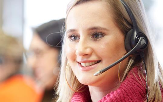 (CUSTOMER SUPPORT) CONTACT CENTRE